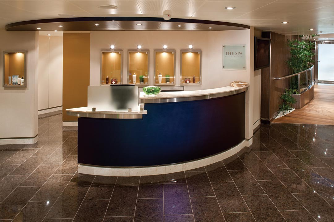 The Spa at Seabourn